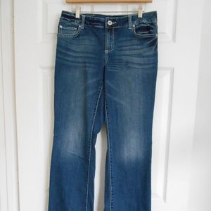 INC International Concepts bootcut jeans size 8